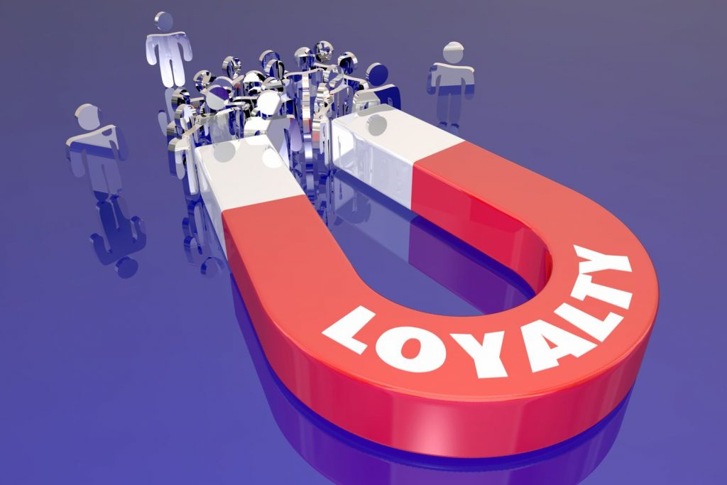 Create customer loyalty with roXiva