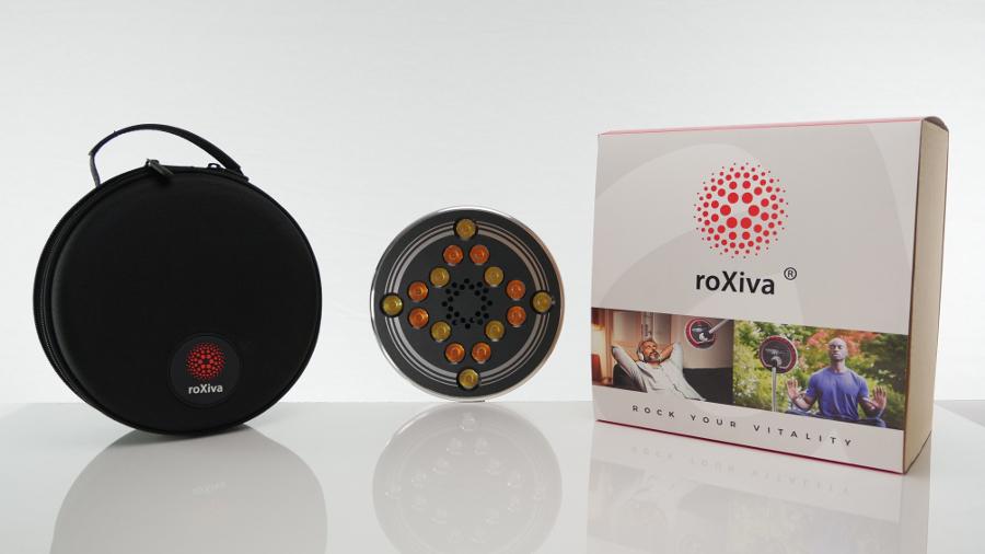 The roXiva RX1 audio visual brainwave entrainment device