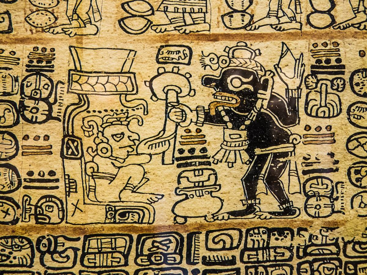 Ancient rock art & psychedelics.., the language that connects us all