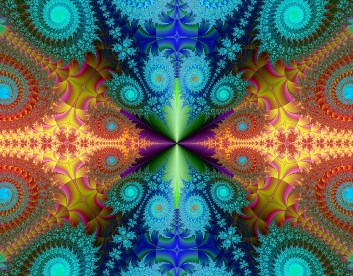 Light and sound meditation, brain entrainment & light machines