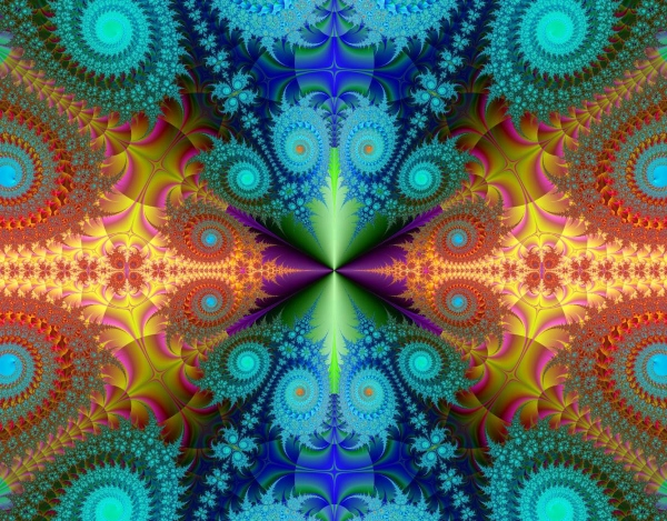 Light and sound meditation - roxiva